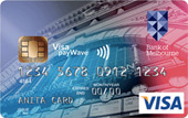 Bank of Melbourne No Annual Fee Card