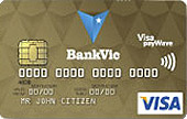 BankVic Visa Silver Credit Card