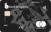 Bank of Sydney Platinum Credit Card