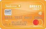 Bankwest Breeze Mastercard