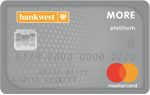 Bankwest More Platinum Mastercard
