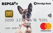 Bendigo Bank RSPCA Mastercard
