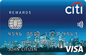 Citi Rewards Classic Credit Card