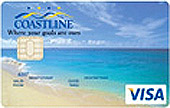 Coastline CU Visa Rewarder Credit Card