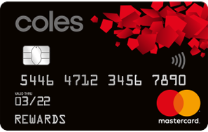 Coles Rewards Mastercard