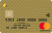 Commonwealth Bank Low Fee Gold Credit Card