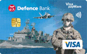 Defence Bank Low Rate True Blue Credit Card
