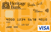 Heritage Classic Credit Card