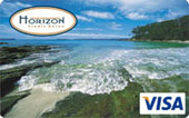 Horizon Credit Union Visa Credit Card