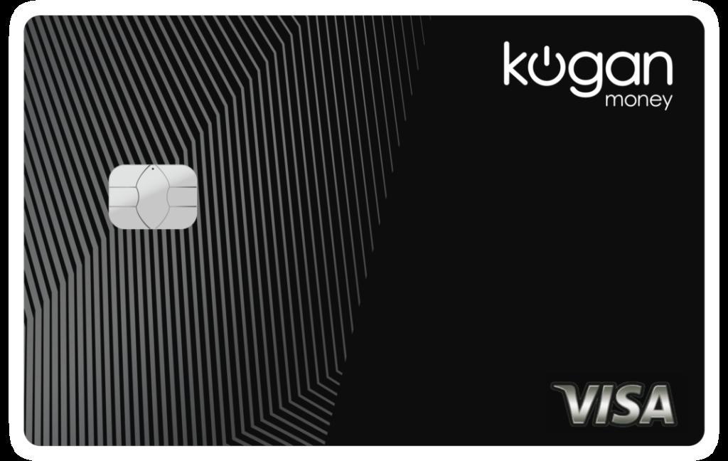 Kogan Money Black Credit Card
