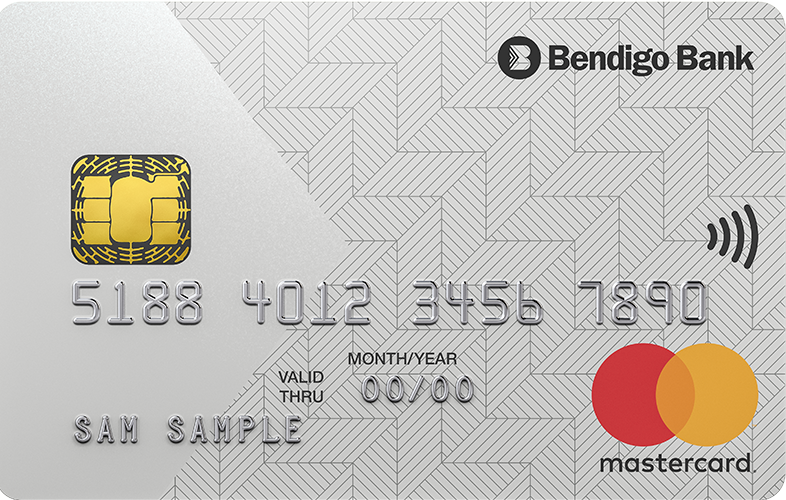 Bendigo Bank Low Rate Mastercard