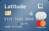 Latitude Mastercard