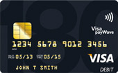 Lombard Finance 180 Visa Card