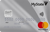 MyState Low Rate Mastercard