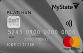 MyState Platinum Mastercard