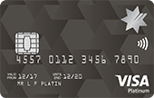 NAB Low Fee Platinum Card