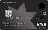 NAB Rewards Signature Card