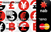 NAB Traveller Card