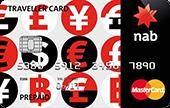 NAB Traveller Card