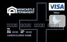 Newcastle Permanent Value+ Credit Card
