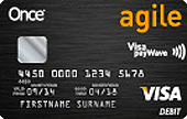 Once Agile Visa Card
