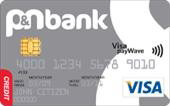 P&N Bank Classic Visa Credit Card