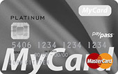 Pulse Credit Union MyCard Platinum Mastercard