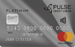 Pulse Credit Union MyCard Platinum Mastercard