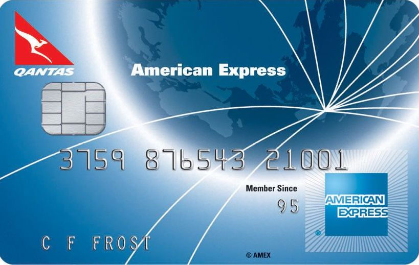 Qantas American Express Discovery Credit Card