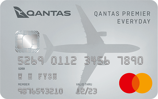 Qantas Premier Everyday Credit Card