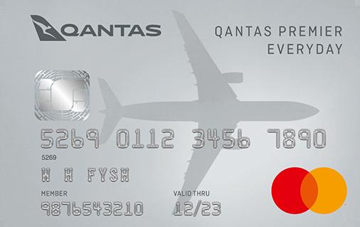 Qantas Premier Everyday Credit Card