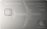 Qantas Premier Titanium Credit Card