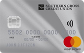 Southern Cross Credit Union Low Rate Mastercard