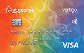 St.George Rainbow Vertigo Visa