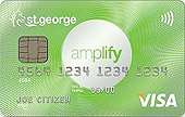 St.George Amplify Credit Card Online Exclusive Offer