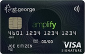 St.George Amplify Signature Credit Card (Amplify)