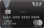 Westpac Altitude Black Credit Card (Velocity)