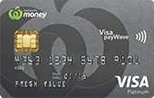 Woolworths Everyday Platinum Credit Card Shopping Offer