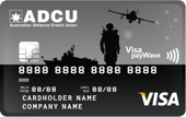 Australian Military Bank Low Rate Visa Card