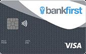 Bankfirst Visa Platinum Credit Card