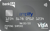 BankSA Amplify Platinum Credit Card (Amplify Points)
