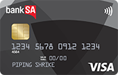 BankSA No Annual Fee Credit Card