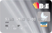 B&E Visa Credit Card