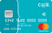 CUA Low Rate Mastercard