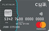 CUA Platinum Credit Card