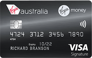 Virgin Australia Velocity High Flyer Credit Card