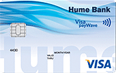 Hume Clear Visa Credit Card