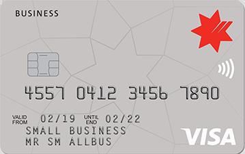 NAB Business Card