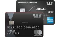 American Express Westpac Altitude Black Credit Card Bundle® (Qantas)