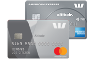 American Express Westpac Altitude Platinum Credit Card Bundle® (Altitude)